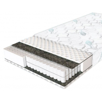 Полуторный матрас Sleep&Fly Optima 140*190-200 см