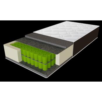 Односпальный матрас Sleep&Fly ORGANIC Delta 80*190-200 см