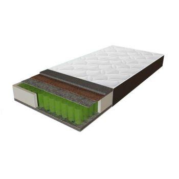Односпальный матрас Sleep&Fly Organic Omega 90*190-200 см