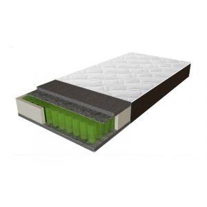Двуспальный матрас Sleep&Fly Organic Epsilon 160*190-200 см