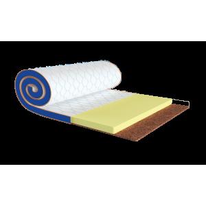 Двуспальный топпер Sleep&Fly Flex 2 в 1 Kokos Mini 150*190-200 cм