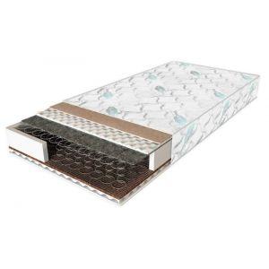 Двуспальный матрас Sleep&Fly Classic 2 в 1 kokos 150*190-200 см