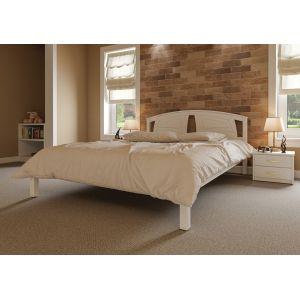 Полуторная кровать Британия (ЧДК) 140*190-200 см