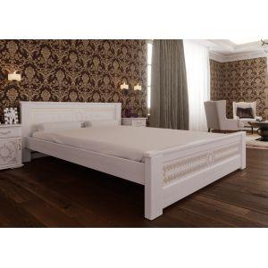 Односпальная кровать Элит (ЧДК) 90*190-200 см