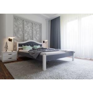 Двуспальная кровать Италия Комби  (ЧДК) 160*190-200 см