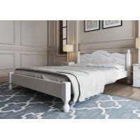Двуспальная кровать Магнолия (ЧДК) 180*190-200 см