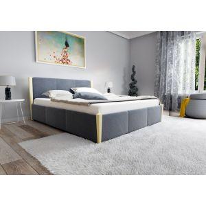 Двуспальная кровать Сеул с подъемным механизмом (ЧДК) 160*190-200 см