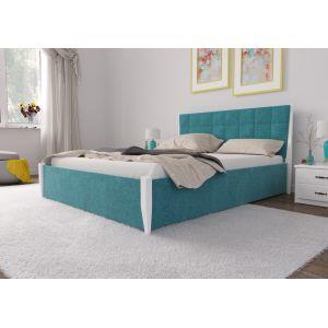 Двуспальная кровать Токио с подъемным механизмом (ЧДК) 180*190-200 см