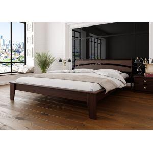 Двуспальная кровать Венеция (ЧДК) 160*190-200 см