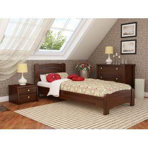 Односпальная кровать Венеция Люкс 80*190-200 см