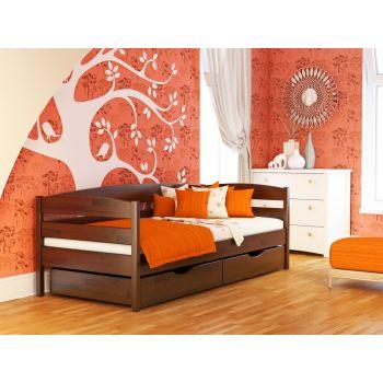 Односпальная кровать Нота Плюс 90*190-200 см