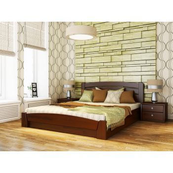 Двуспальная кровать Селена Аури 180*190-200 см