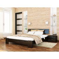 Двуспальная кровать Титан 160*190-200 см
