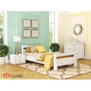 Односпальная кровать Диана 90*190-200 см