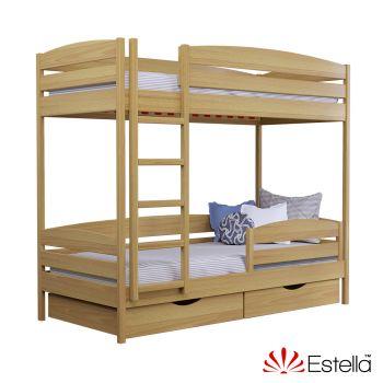 Двухъярусная кровать Дуэт Плюс 90*190-200 см
