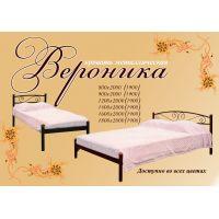 Односпальная кровать Вероника 80*190-200 см