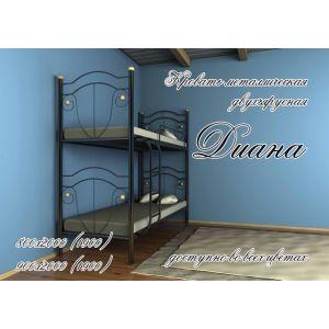 Двухъярусная кровать Диана 90*190-200 см