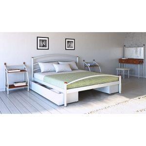 Полуторная кровать Маргарита 140*190-200 см
