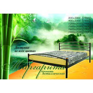 Двуспальная кровать Маргарита 160*190-200 см