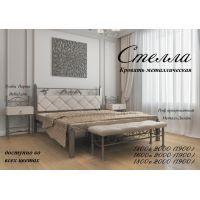 Двуспальная кровать Стелла 160*190-200 см