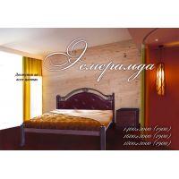 Двуспальная кровать Эсмеральда 180*190-200 см