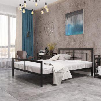 Двуспальная кровать Квадро 160*190-200 см