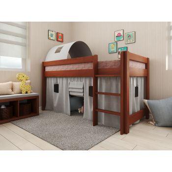Кровать-чердак Адель 90*200 см