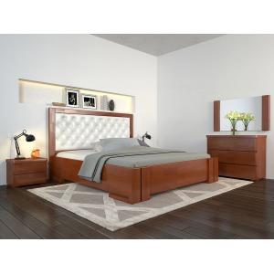 Двуспальная кровать Амбер с подъемным механизмом 160*190-200 см