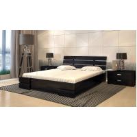 Двуспальная кровать Дали Люкс (без подъемного механизма) 160*190-200 см
