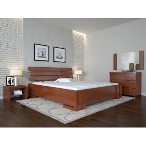 Двуспальная кровать Домино с подъемным механизмом 160*190-200 см
