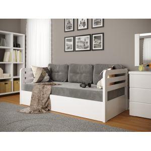 Односпальная кровать Немо Люкс с подъемным механизмом  90*200 см