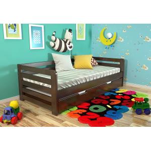 Односпальная кровать Немо с дополнительным выкатным спальным местом 90*190-200 см