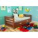 Односпальная кровать Немо с дополнительным выкатным спальным местом 80*190-200 см
