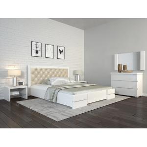 Двуспальная кровать Regina Lux (Регина Люкс) с подъемным механизмом 160*190-200 см