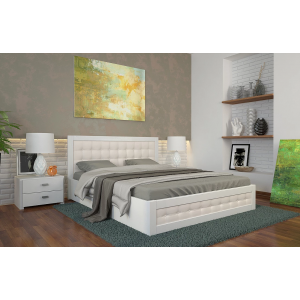 Двуспальная кровать Renata D (Рената Д) с подъемным механизмом 180*190-200 см