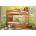 Двухъярусная кровать-трансформер Рио с выкатным спальным местом 90*190-200 см