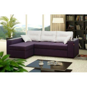 Угловой диван-кровать Натали