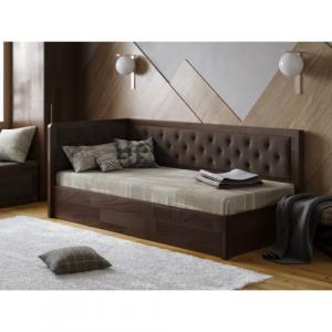 Односпальная кровать Немо Люкс М2 с подъемным механизмом 90*200 см