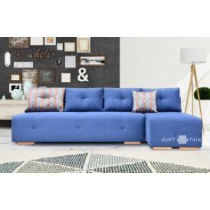 Угловой диван-кровать Даламан комфорт 2.7