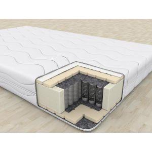 Двуспальный матрас Bravo Soft Light (Софт Лайт) 160*190-200 см