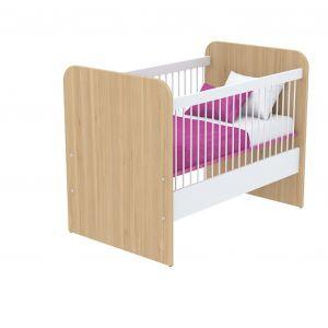 Кровать для новорожденных Акварель 50 (60*120)