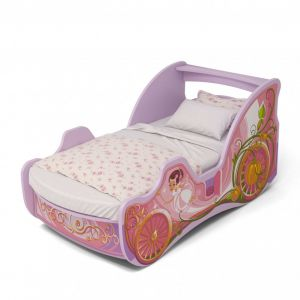 Кровать-карета Cinderella (11-70) 70*150 (Briz)