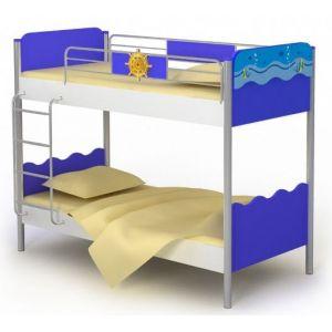 Двухъярусная кровать Ocean 12