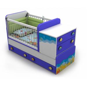Кровать трансформер Ocean 30 (70*180)