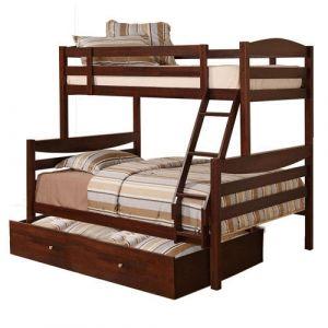 Двухъярусные семейные кровати