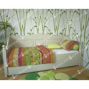 Детская кровать Алиса 80*160 см с дополнительным спальным местом