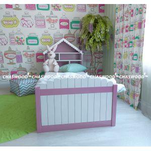 Детская кровать Домик 90*190 см