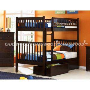 Двухъярусная кровать-трансформер Дублин 140*190 см