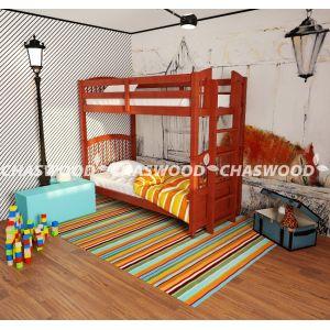 Двухъярусная кровать-трансформер Карлсон 90*190 см