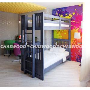 Двухъярусная кровать-трансформер Кузя (1) 90*190 см